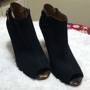 Ann Taylor Ankle Booties